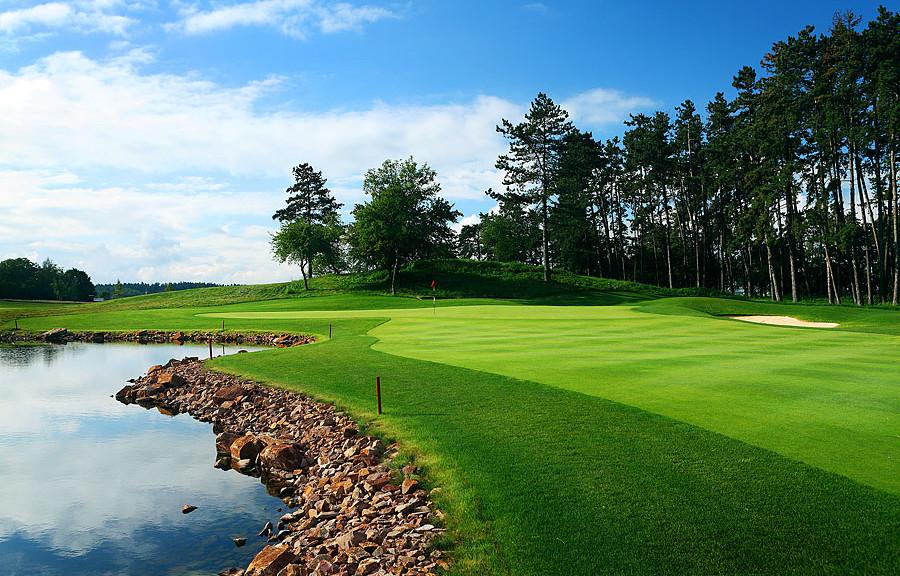 Hřiště Albatross golf academy