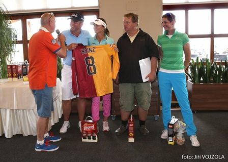 Golf Resortu Olomouci hostil charitativní turnaj Dobrogolf.
