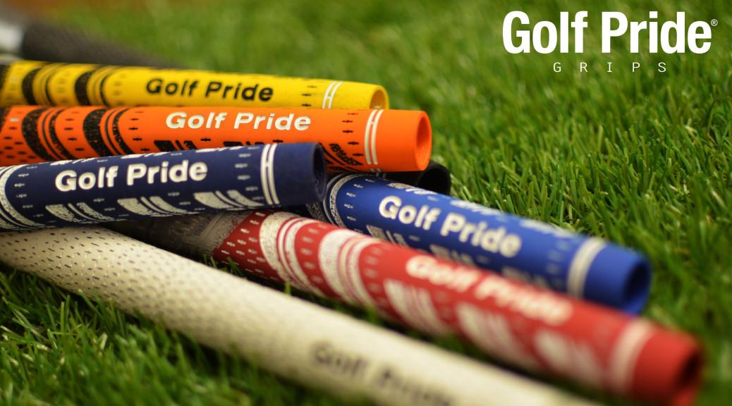 Golf Pride je americkou značkou gripů, která funguje již od roku 1949.