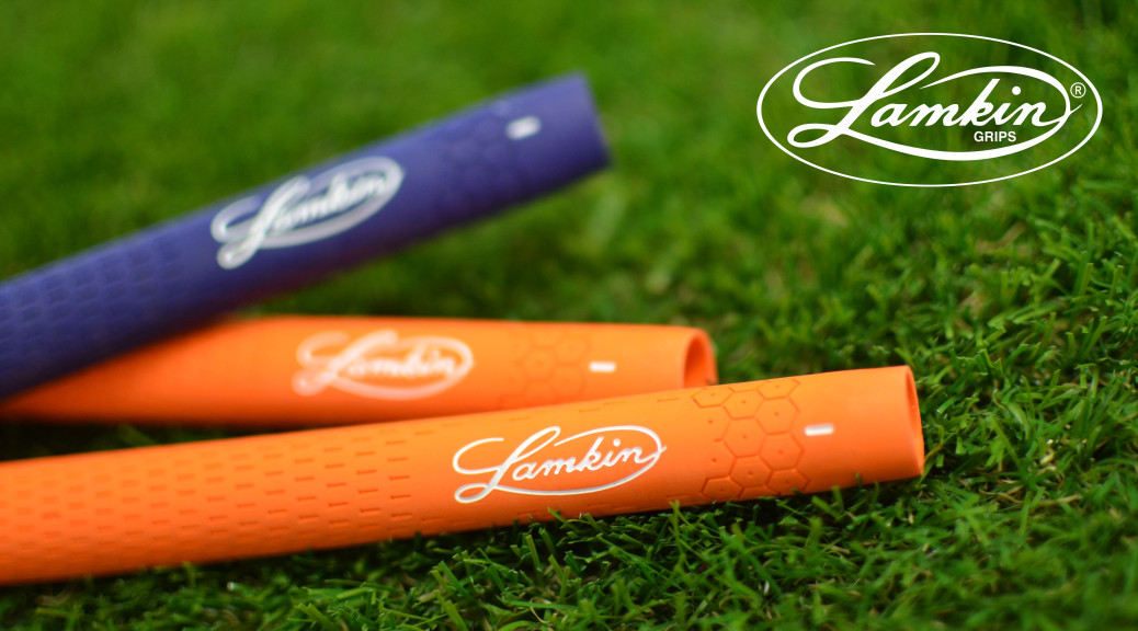 Lamkin první přišli na trh s koženými gripy, což je dostalo do vedoucí pozice na trhu s golfovým vybavením. .