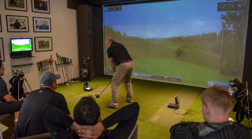 Na obrázku hraje vítěz celé Tour Golf59 Jiří Votroubek.