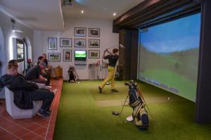 V kategorii A jme byli svědky výtečné golfové hry.