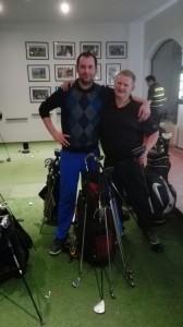 Ladislav Lána a Tomáš Potanec se poprali o první místo v Tour Golf59.